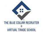 The Blue Collar Recruiter & Virtual Trade School logo