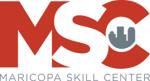Maricopa Skill Center logo